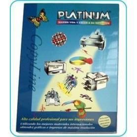 Transparencia Platinum para impresoras laser x 10 hojas