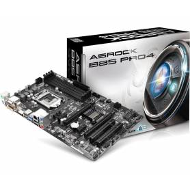 Motherboard AsRock B85 PRO 4 Socket LGA 1150