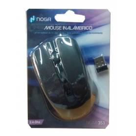 Mouse inalambrico noga NGM-353