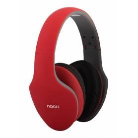 Auriculares Noga X-2610 Rojo