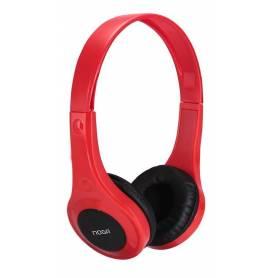 Auriculares Noga X-4600 Rojo