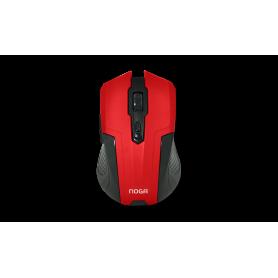 Mouse Noganet NGM-430 Rojo USB