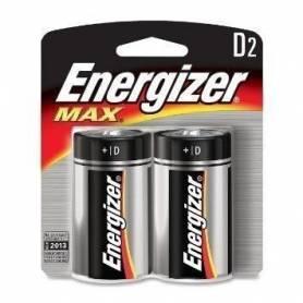 Pila alc D2 X unidad Energizer