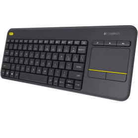 Teclado Logitech K400 Plus Wireless