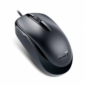 Mouse Optico Genius DX-120 USB Black