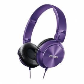 Auriculares Philips SHL3060 Violeta