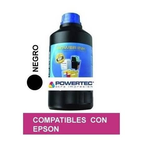 Tinta alt EPSON BK x 250ML DYE PowerTec