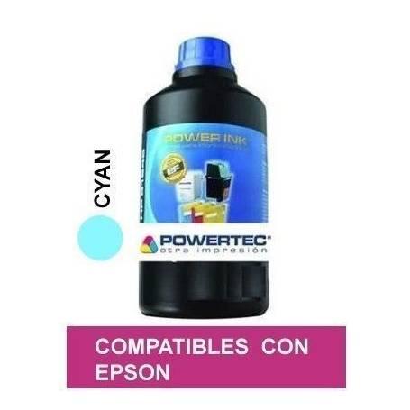 Tinta alt EPSON CYAN x 250ML DYE PowerTec