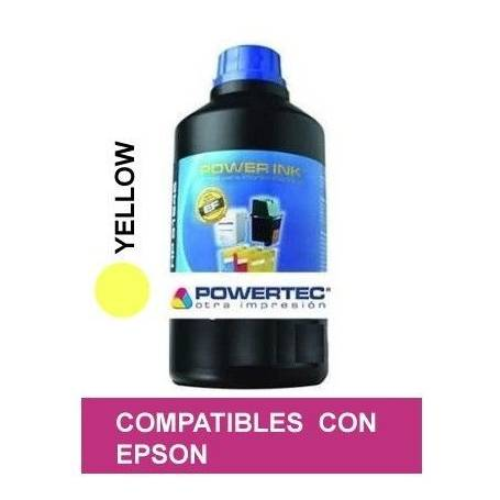 Tinta alt EPSON YELL x 250ML DYE PowerTec