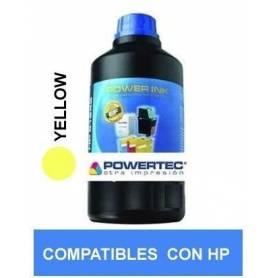 Tinta alt HP YELL x 250ML DYE