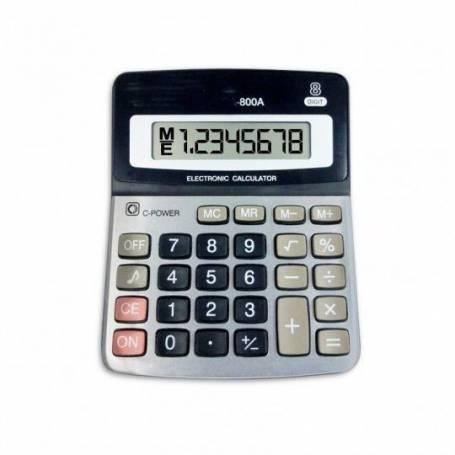 Calculadora KENKO KK-800A 8 Digitos teclas grandes