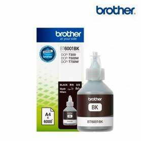 Tinta original BROTHER BT6001BK Negro