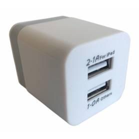 Fuente de 220V a USB de 2A