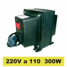 Transformador de 220V a 110V de 300W