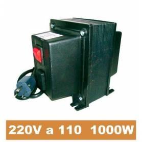 Transformador de 220V a 110V de 1000W