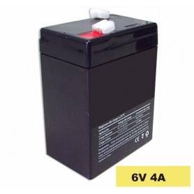 Bateria de gel de 6V -4A