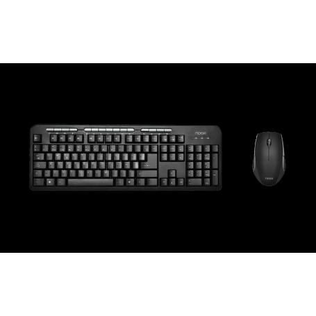 NKB-C20 Teclado + Mouse Noga