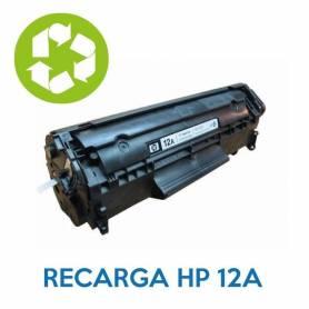 Recarga de toner HP 78A CE278A