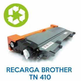 Recarga de toner BROTHER TN 410