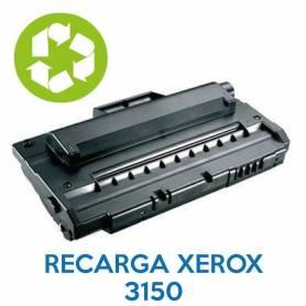 Recarga de toner XEROX 3150 109R00747