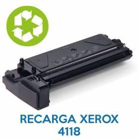 Recarga de toner XEROX 4118 006R01278
