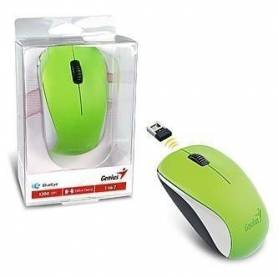 Mouse Genius NX-7000 Green inalambrico 2.4Ghz