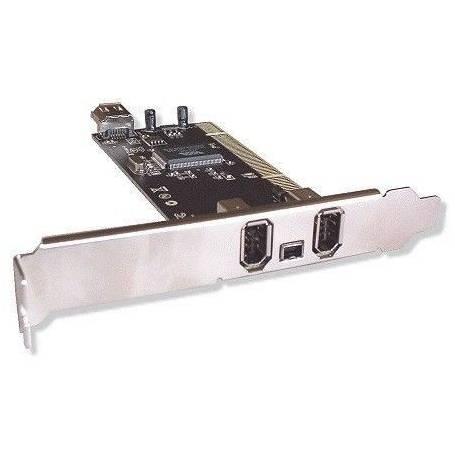 Placa PCI  A FIREWIRE IEEE 1394