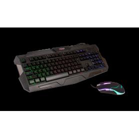 NKB-47 Teclado + Mouse Gamer Retroiluminado