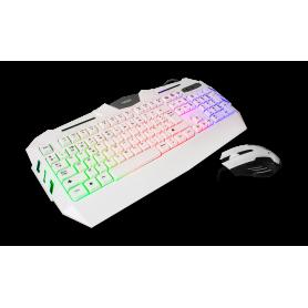 NKB-5360 Teclado + Mouse Gamer Retroiluminado