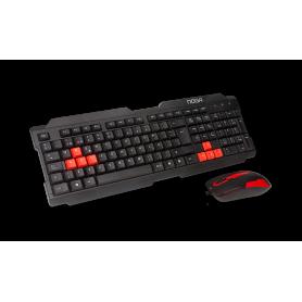 NKB-300 Teclado + Mouse Gamer