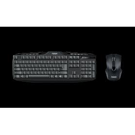 NKB-C25 Teclado + Mouse inalambrico 2.4 Ghz