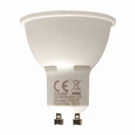 Luz LED Dicroica 4.2W 250 Lumens VERBATIM 98998