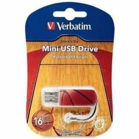 Pendrive 16Gb Basketball Verbatim 98679