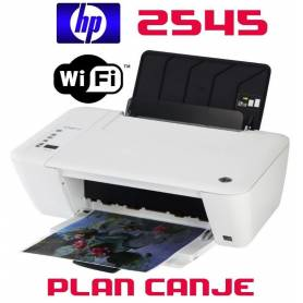 Multifuncion HP Deskjek Advantage 2545 Wifi