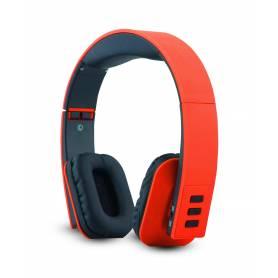 Auriculares Bluetooth PANACOM BL-1354HS Rojo