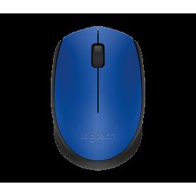 Mouse Logitech M170 Gris / azul Inalambrico