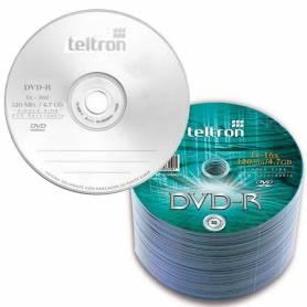 DVD virgen TELTRON por unidad