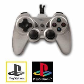 Joystick Analogico Noga para PS2 /PS plateado