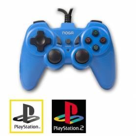 Joystick Analogico Noga para PS2 /PS AZUL