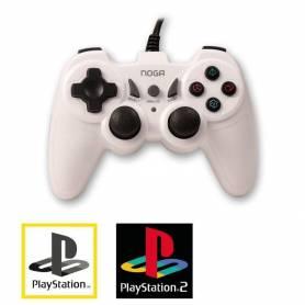 Joystick Analogico Noga para PS2 /PS BLANCO