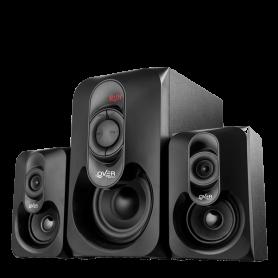 Parlante OVERTECH LA-121D Bluetooth radio FM 2.1