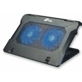 Base para Notebook con 2 Coolers NG-S530
