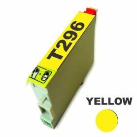 Cartucho para Epson T296 Amarillo ALTERNATIVO