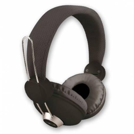 Auricular X-2670 Noganet con Microfono incorporado NEGRO