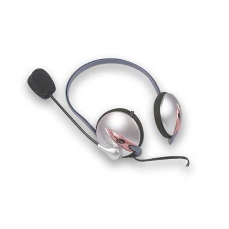 Auriculares de PC con Micrófono Mic-128 Noganet