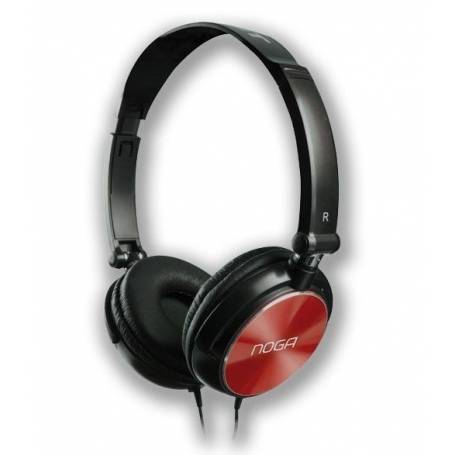 Auriculares de Noga NG-1515 con Control de Volumen