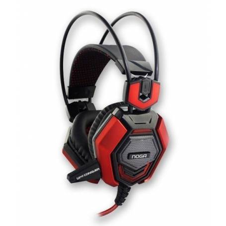 Auricular Noganet ST-CONQUER gamer con Mic