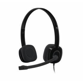 Auriculares de PC con Micrófono Logitech H151