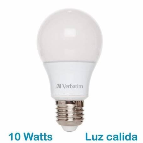 Luz LED calida 10W 1055 Lumens VERBATIM 99289