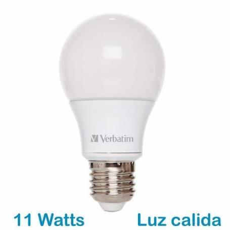 Luz LED Blanco calido11 W 1055 Lumens VERBATIM 99328